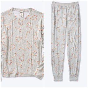 Victoria's Secret PINK Cozy Sleepwear Set